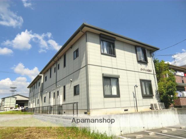 京都府相楽郡精華町、祝園駅徒歩6分の築16年 2階建の賃貸アパート