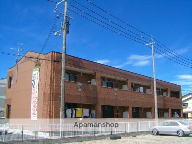 京都府京田辺市、JR三山木駅徒歩7分の築11年 2階建の賃貸アパート