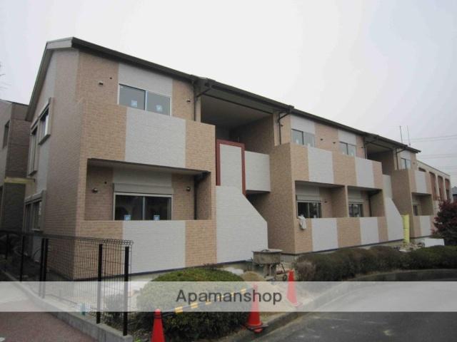 京都府京田辺市、JR三山木駅徒歩12分の築6年 2階建の賃貸アパート