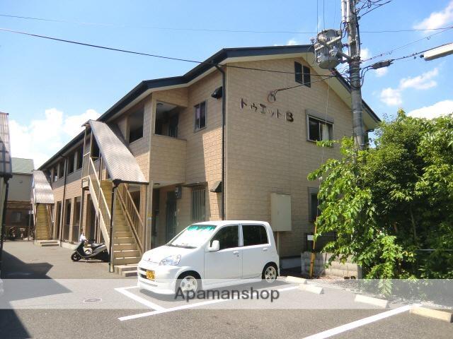 京都府木津川市、木津駅徒歩4分の築11年 2階建の賃貸アパート