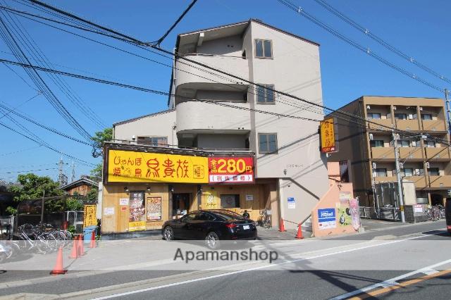 京都府京田辺市、JR三山木駅徒歩12分の築23年 4階建の賃貸マンション