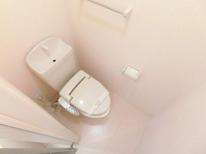 京都府京田辺市田辺深田[1K/26.71m2]のトイレ