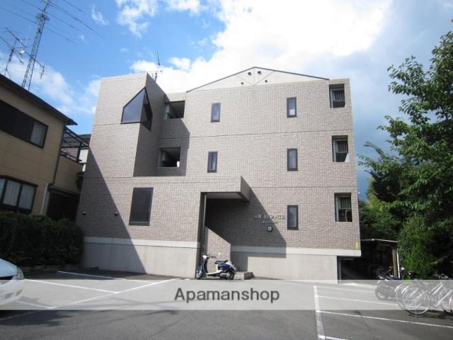 京都府京田辺市、JR三山木駅徒歩8分の築18年 3階建の賃貸マンション