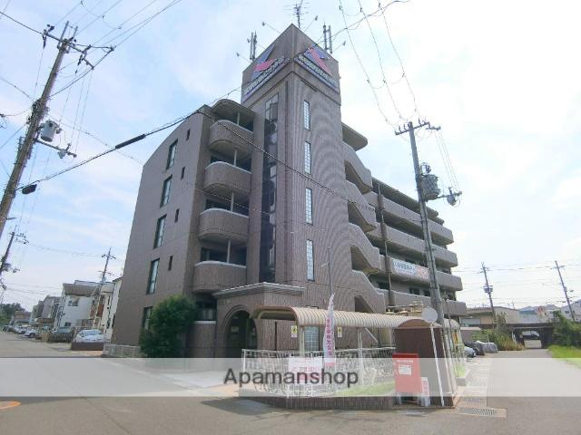 京都府京田辺市、同志社前駅徒歩10分の築10年 5階建の賃貸マンション