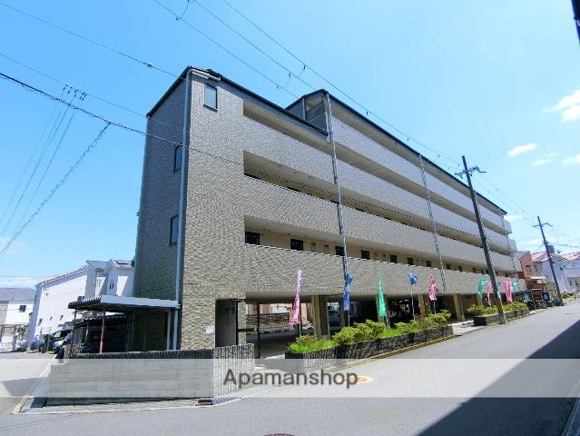 京都府京田辺市、大住駅徒歩10分の築16年 5階建の賃貸マンション