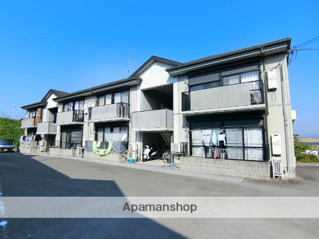 京都府綴喜郡井手町、玉水駅徒歩5分の築18年 2階建の賃貸アパート