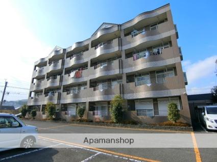 京都府京田辺市、大住駅徒歩1分の築20年 4階建の賃貸マンション