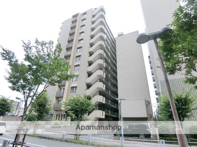 京都府城陽市、城陽駅徒歩1分の築17年 13階建の賃貸マンション