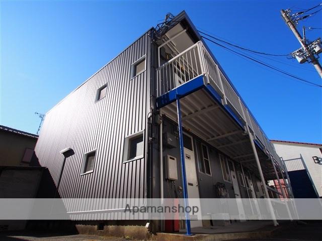 京都府宇治市、新田駅徒歩12分の築34年 3階建の賃貸マンション