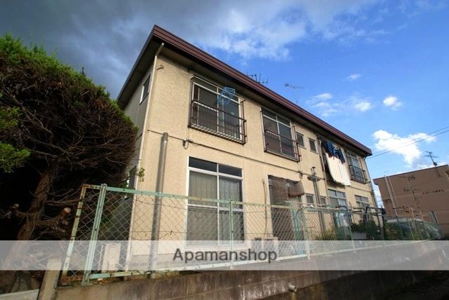 京都府久世郡久御山町、大久保駅徒歩30分の築41年 2階建の賃貸アパート