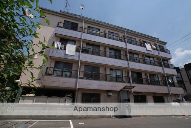京都府京都市伏見区、長岡京駅徒歩50分の築25年 4階建の賃貸マンション