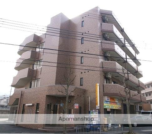 京都府京都市伏見区、石田駅徒歩15分の築21年 5階建の賃貸マンション