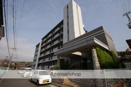 京都府城陽市、城陽駅徒歩3分の築20年 6階建の賃貸マンション