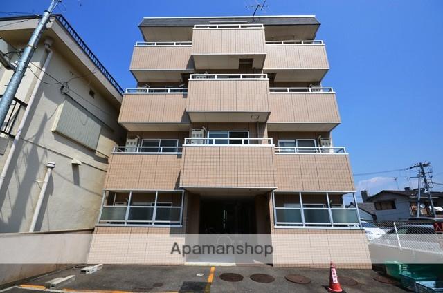 京都府宇治市、宇治駅徒歩4分の築17年 4階建の賃貸マンション