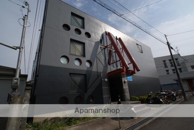 京都府宇治市、JR小倉駅徒歩5分の築30年 3階建の賃貸マンション