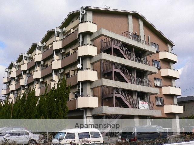 京都府宇治市、向島駅徒歩7分の築26年 5階建の賃貸マンション
