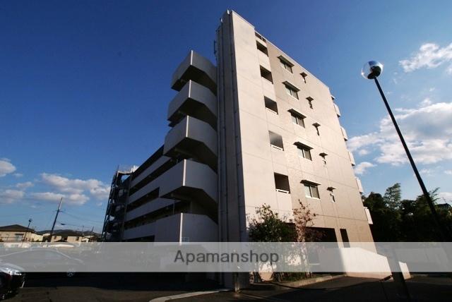 京都府宇治市、新田駅徒歩3分の築20年 6階建の賃貸マンション
