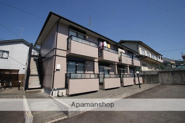 京都府宇治市、宇治駅徒歩11分の築18年 2階建の賃貸アパート