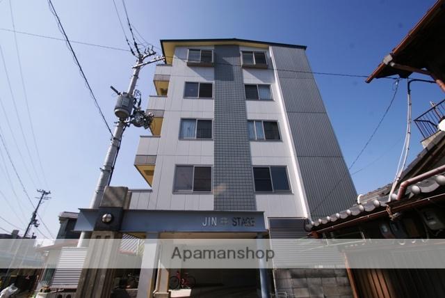京都府宇治市、宇治駅徒歩7分の築9年 5階建の賃貸マンション