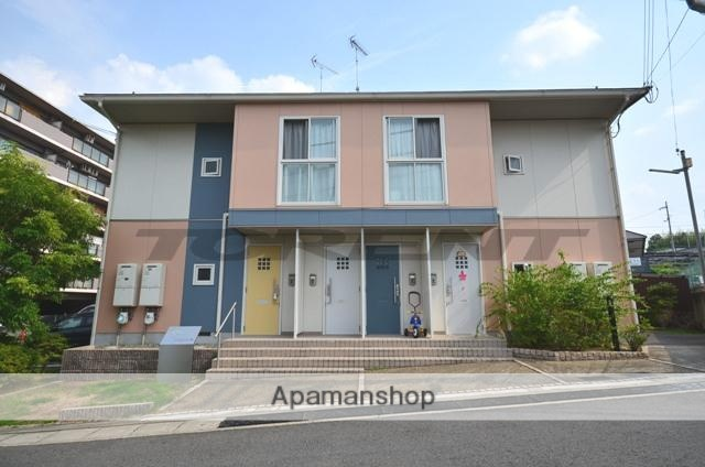 京都府宇治市、宇治駅徒歩10分の築11年 2階建の賃貸アパート