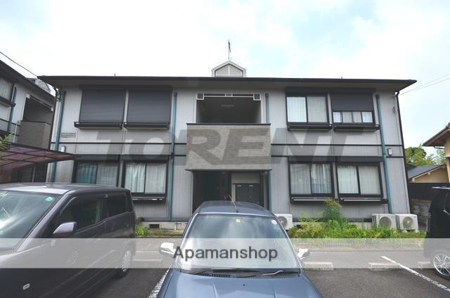 京都府宇治市、六地蔵駅徒歩15分の築18年 2階建の賃貸アパート