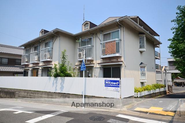 京都府宇治市、宇治駅徒歩5分の築30年 2階建の賃貸アパート