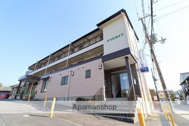京都府宇治市、新田駅徒歩20分の築15年 3階建の賃貸マンション