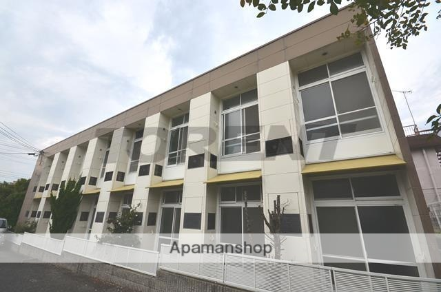 京都府宇治市、木幡駅徒歩3分の築16年 2階建の賃貸アパート