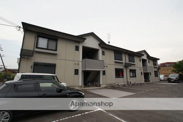 京都府綴喜郡井手町、玉水駅徒歩5分の築17年 2階建の賃貸アパート