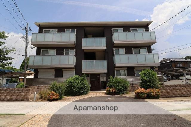 京都府宇治市、黄檗駅徒歩18分の築5年 3階建の賃貸アパート
