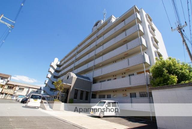 京都府城陽市、富野荘駅徒歩1分の築24年 7階建の賃貸マンション