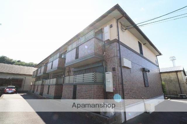京都府宇治市、宇治駅徒歩7分の築13年 2階建の賃貸アパート