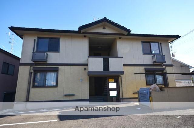 京都府京都市伏見区、六地蔵駅徒歩18分の築8年 2階建の賃貸アパート