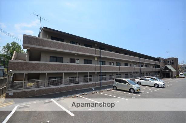 京都府宇治市、新田駅徒歩17分の築16年 3階建の賃貸マンション