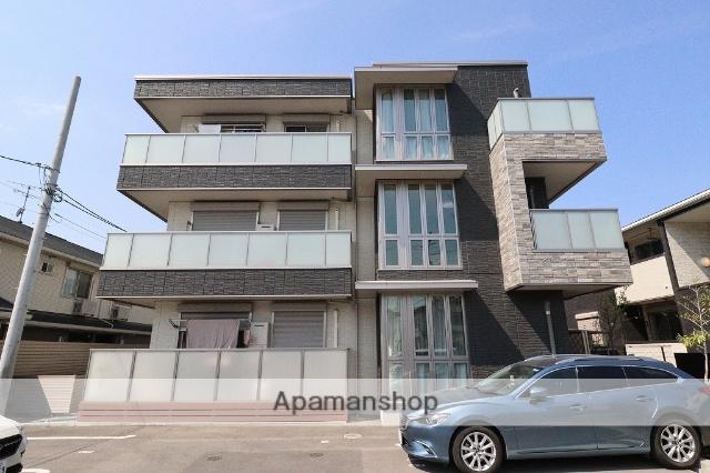 京都府宇治市、JR小倉駅徒歩15分の新築 3階建の賃貸マンション
