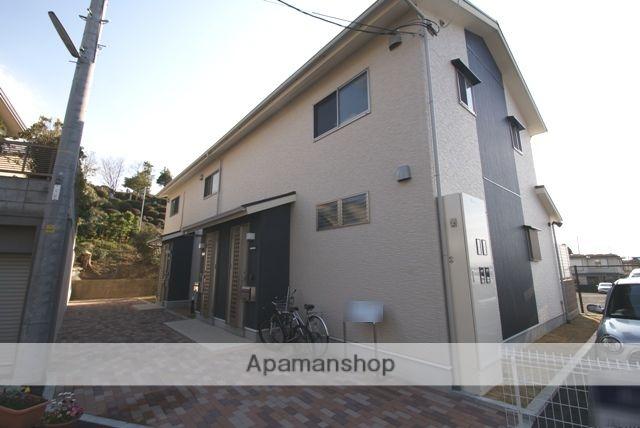 京都府宇治市、黄檗駅徒歩11分の築4年 2階建の賃貸テラスハウス