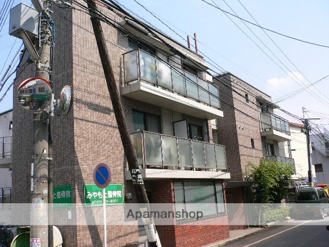 京都府京都市伏見区、向島駅徒歩10分の築19年 3階建の賃貸マンション