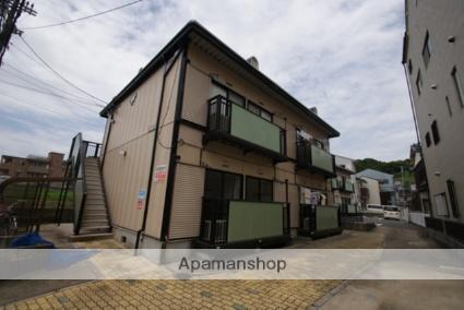 京都府京都市伏見区、桃山南口駅徒歩4分の築22年 2階建の賃貸アパート