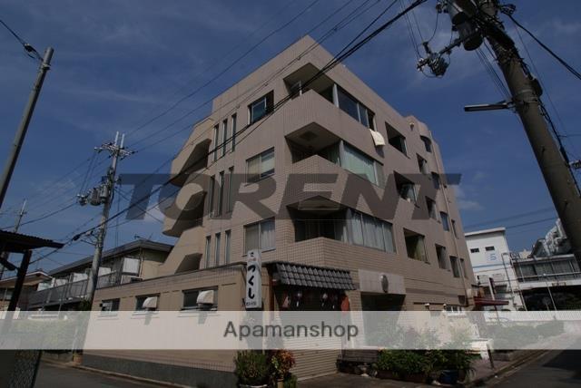 京都府宇治市、木幡駅徒歩5分の築25年 5階建の賃貸マンション