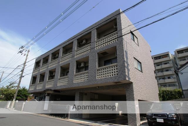 京都府宇治市、黄檗駅徒歩6分の築22年 3階建の賃貸マンション