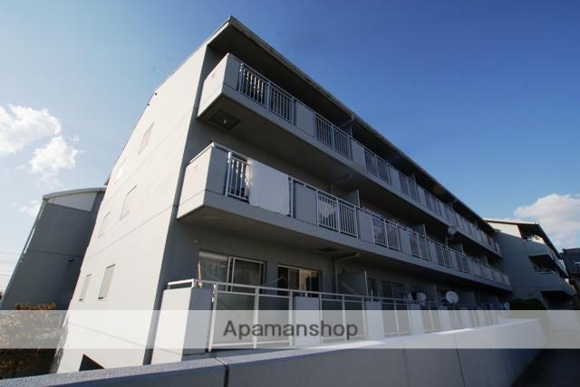 京都府宇治市、新田駅徒歩6分の築21年 4階建の賃貸マンション