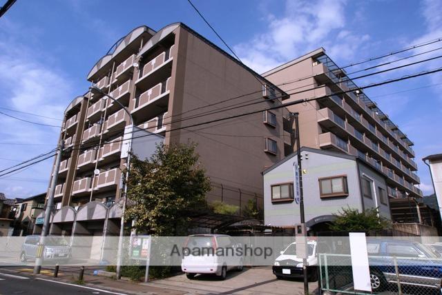 京都府宇治市、黄檗駅徒歩5分の築20年 7階建の賃貸マンション