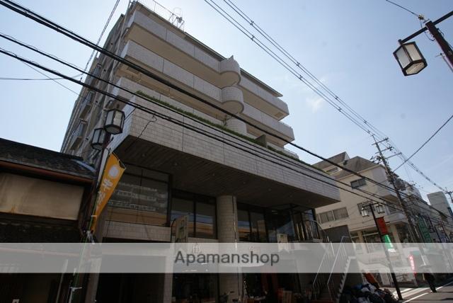 京都府宇治市、宇治駅徒歩4分の築29年 7階建の賃貸マンション