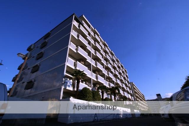 京都府宇治市、黄檗駅徒歩4分の築26年 7階建の賃貸マンション