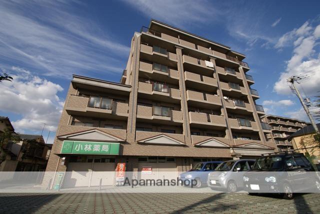 京都府宇治市、宇治駅徒歩18分の築19年 7階建の賃貸マンション