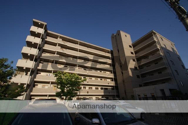 京都府宇治市、木幡駅徒歩8分の築17年 7階建の賃貸マンション