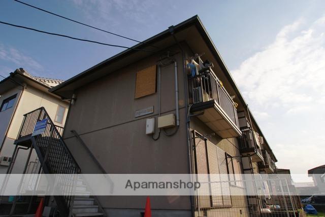 京都府宇治市、宇治駅徒歩10分の築29年 2階建の賃貸アパート