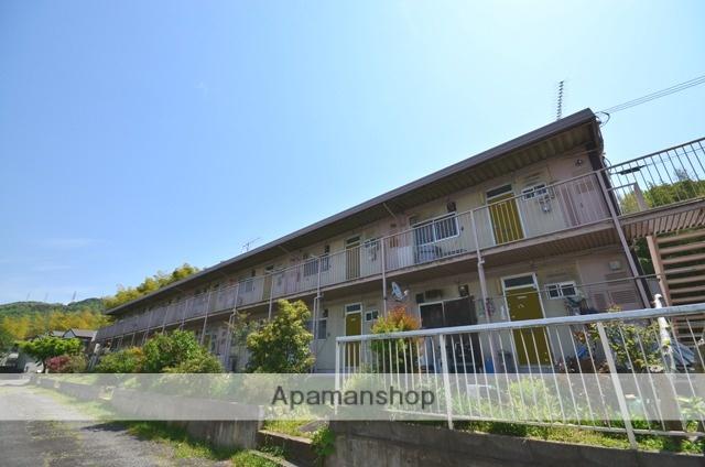 京都府宇治市、宇治駅徒歩18分の築37年 2階建の賃貸アパート