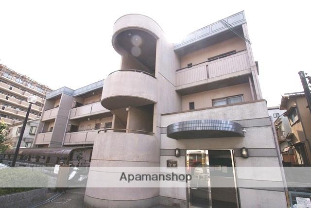 京都府宇治市、木幡駅徒歩7分の築25年 3階建の賃貸マンション