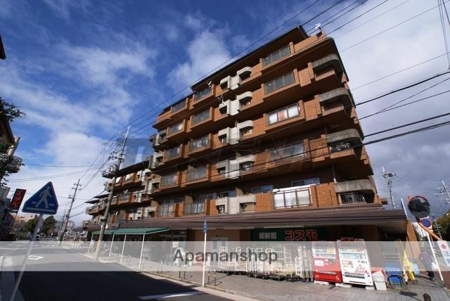 京都府宇治市、木幡駅徒歩5分の築29年 6階建の賃貸マンション